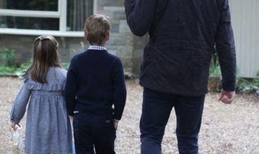 Kate shares new picture of Prince George and Princess Charlotte for volunteering week