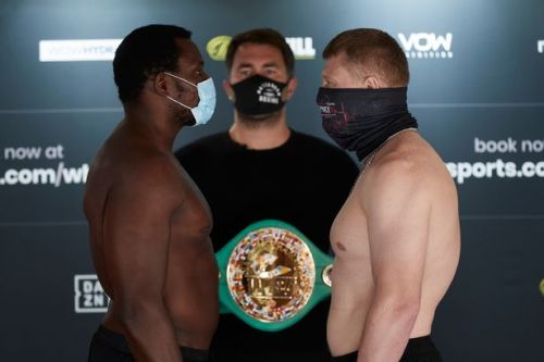 Two potential venues on the table for Dillian Whyte vs Alexander Povetkin 2
