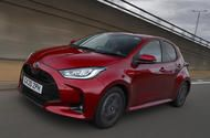 Toyota Yaris is Car of the Year 2021