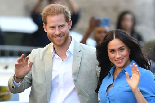 Authors of new Meghan Markle and Harry book admit they did speak to couple