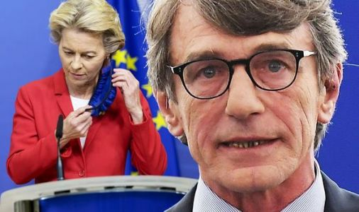 'Disgusting!' EU brutally shamed over 'disgraceful' plan to fast-track MEPs for Covid jabs