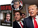 Cohen reveals contents of bombshell book about Trump saying he witnessed 'golden showers, tax fraud'