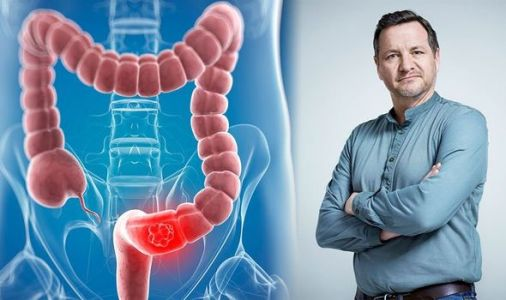 Bowel cancer symptoms: If you're unable to do this one thing it could be a warning sign