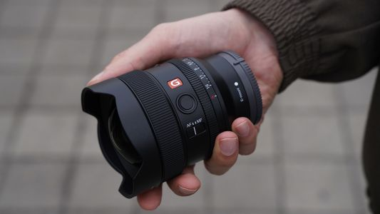 Sony Broadens Lens Catalog With Wide FE 14mm F1.8 GM