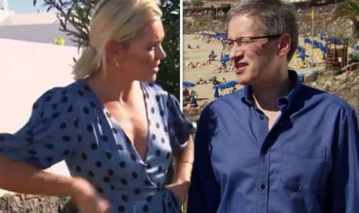 A Place in the Sun guest snaps at Danni Menzies over property specification