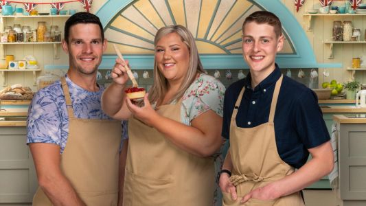 Bake Off 2020: Who is Dave Friday, does he have a wife and what does he do for a living?