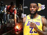 LeBron James speaks out AGAIN on China NBA controversy