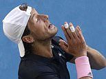 Pouille battles past No 16 seed Raonic to book his place in Australian Open semi-finals