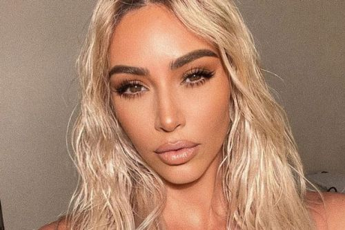 Kim Kardashian offers to pay medical bills for protester shot in the face