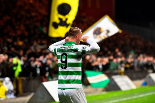 Leigh Griffiths issues defiant Celtic statement as striker insists he's going nowhere