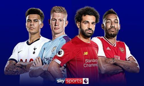 Premier League fixtures live on Sky Sports in April: Watch Man City vs Liverpool and Spurs vs Arsenal