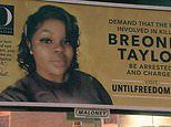 Oprah erects 26 billboards with magazine cover of Breonna Taylor across Louisville, Kentucky