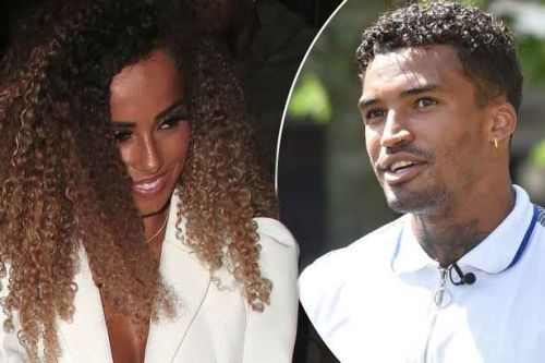 Amber Gill vows never to speak to Love Island ex Michael again as her relationship with Greg blossoms