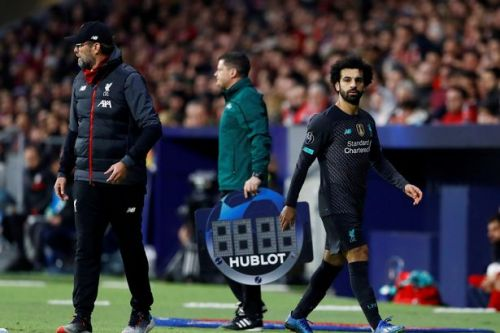 Jurgen Klopp explains Liverpool substitutions during loss to Atletico Madrid