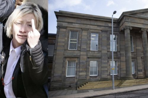 'I'm not a beast!' Woman who sexually abused young kids screamed after being found guilty