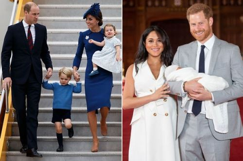 Duke and Duchess of Cambridge put Meghan and Harry to shame with budget flight