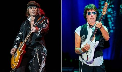 Johnny Depp 'recording new music with Jeff Beck as a comeback' - 'Hopes for movies return'