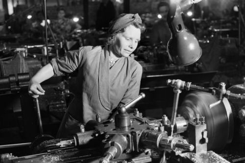 The remarkable Sheffield steel women who helped win the Second World War