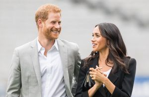 Prince Harry just gave a sneak peek into his and Meghan Markle's home
