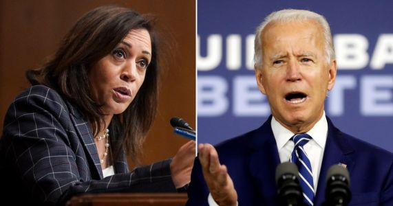 Joe Biden picks Kamala Harris as his vice president to run against Donald Trump
