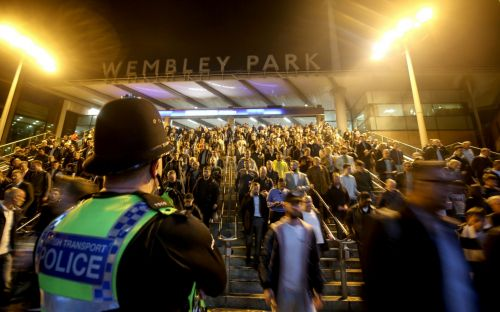 Arrests for hate crime at football more than doubled last season before lockdown