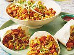 Greens goddess:You'll love these easy plant-based dishes