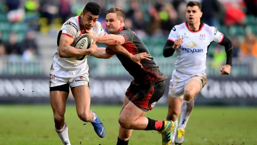 Ulster v Dragons LIVE: Province in sensational scoring form as Ludik grabs brace in five-try first half