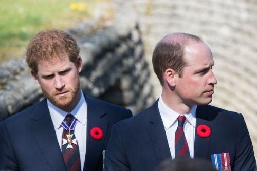 Prince Harry and Prince William to walk apart at Prince Philip's funeral
