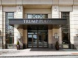 Car crashes into lobby of Trump Plaza in New York