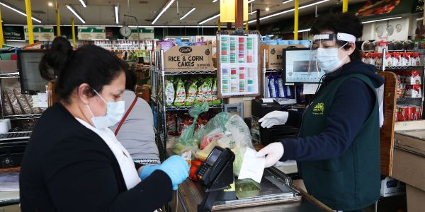 'I'm scared to go to work': Grocery store workers on the frontlines of the COVID-19 pandemic