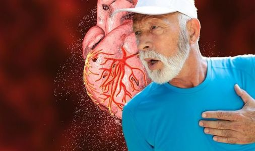 Heart attack symptoms: The sound in your breath to watch out for