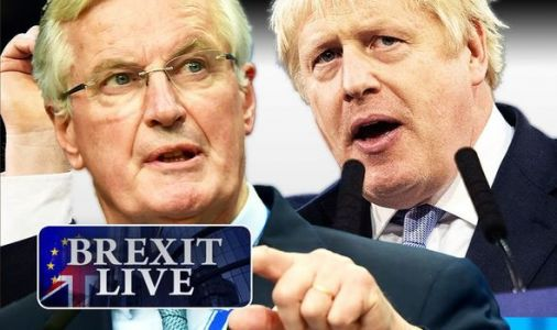 Brexit LIVE: Fury at EU's desperate 'Remainer timebomb' trade deal plot - 'Absurd!'
