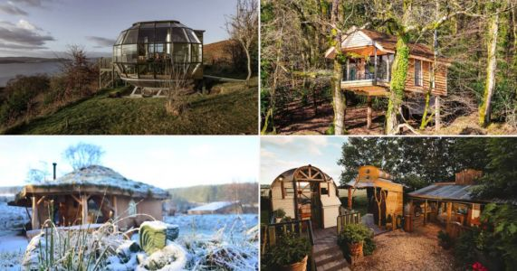 10 eco-friendly Airbnbs for your next UK holiday