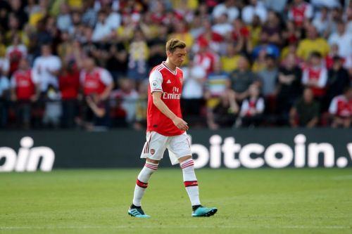 Arsenal captain Granit Xhaka admits 'we were scared' after collapsing to draw vs Watford