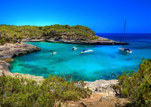 Majorca, Sun Bunyola, Richard Branson's retreat, Scotland on Sunday travel