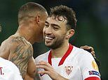 Krasnodar 1-2 Sevilla: LaLiga outfit seal progression to Champions League knockout stages