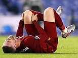 Jurgen Klopp says Jordan Henderson doesn't require surgery on knee injury