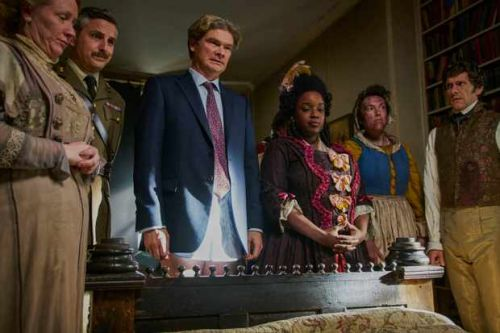When is the Ghosts Christmas special? Cast, plot and latest series 3news