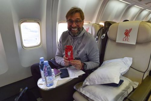 Liverpool head to Qatar with Jurgen Klopp all smiles despite FIFA Club World Cup comments