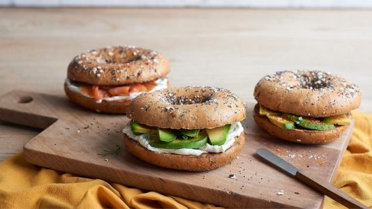 Vegan Londoners Can Now Tuck Into a Bacon and Avocado Breakfast Bagel on Their Commute