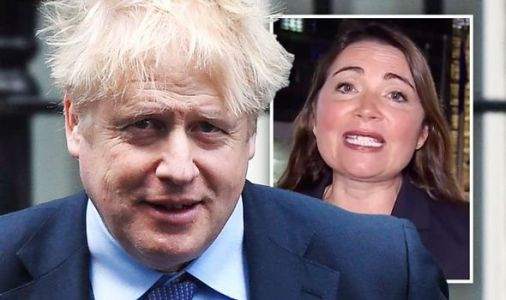 BBC's Katya Adler exposes 72-hour gamble: Boris threatens to pull trigger on Brexit bill