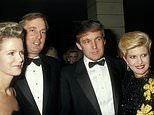 Donald Trump's younger brother Robert is hospitalized