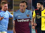 Premier League stars DEMAND clubs prove they need to impose 30% pay cut