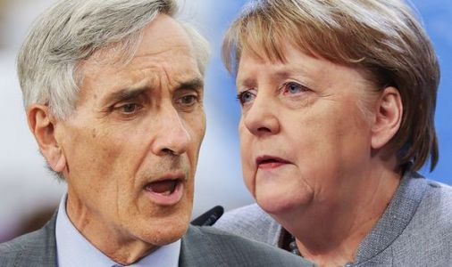 Brexiteer John Redwood furiously lashes out at Angela Merkel - 'We are fed up with YOU!'