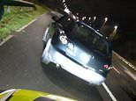 Speeding, uninsured, unlicenced student making Covid-breaching 150-mile journey has car seized