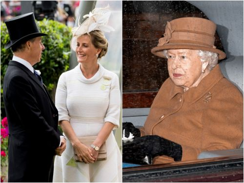 The Queen's nephew David, Earl of Snowdon and his wife Serena are the second royal couple to announce they will divorce in the past week