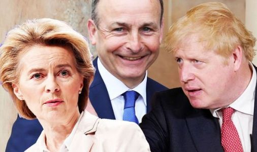 Brexit panic: UK warned 'US is IRISH' and no trade deal to thwart EU nation will be made