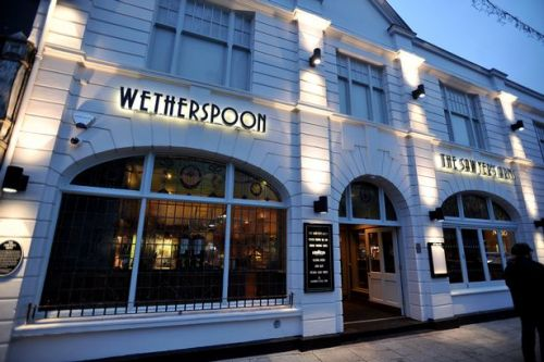 Inside Wetherspoons' Covid-ready pubs with limited bar service and paper menus