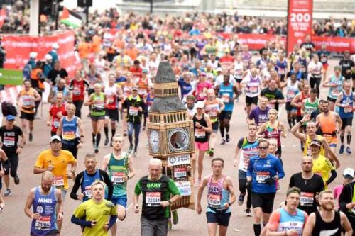 When is the London Marathon 2020? How to watch on TV and online