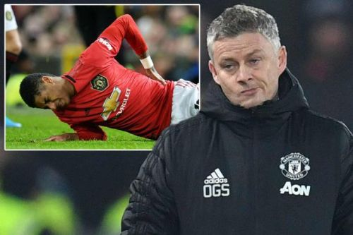 Ole Gunnar Solskjaer explains how Marcus Rashford injury impacts Man Utd transfer plans